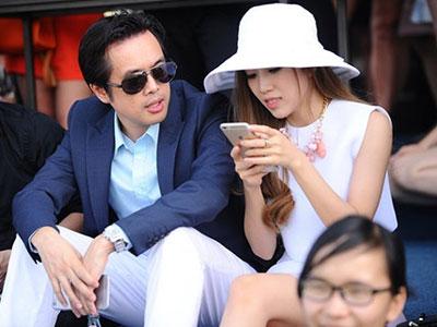 Trang Pháp im lặng trước thông tin đã chia tay Dương Khắc Linh