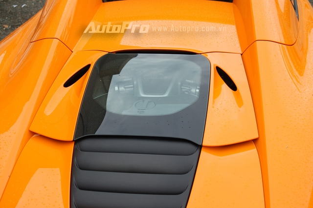 Tay chơi 8X Sài thành tậu McLaren 650S Spider chơi Tết - Ảnh 8.