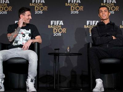 Ronaldo: Họ còn lấy con tôi và con Messi ra để so sánh