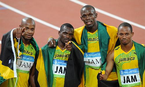 Usain Bolt mất kỷ lục siêu hattrick vì đồng đội dính doping