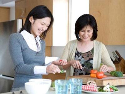 Lạ đời, ở nhà chồng ăn Tết sướng hơn ở nhà đẻ