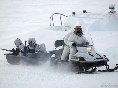 Nga thử nghiệm một loạt vũ khí mới trong điều kiện khắc nghiệt tại Bắc Cực