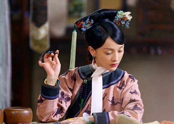 10 nhan sắc cổ trang khuynh đảo màn ảnh Hoa ngữ 2017 - 6