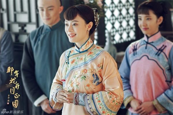10 nhan sắc cổ trang khuynh đảo màn ảnh Hoa ngữ 2017 - 7
