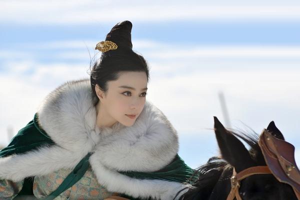 10 nhan sắc cổ trang khuynh đảo màn ảnh Hoa ngữ 2017 - 8
