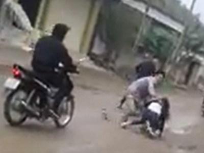 Bắt vợ ở Nghệ An: Sẽ xử phạt hành chính 4 thanh niên