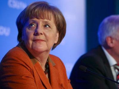 Thủ tướng Đức đơn độc níu giữ EU