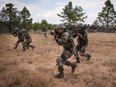 59 đặc nhiệm Ấn Độ biến mất bị quy tội đào ngũ tập thể