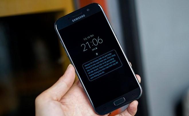 Samsung Galaxy A 2017 giá từ 9 triệu, lên kệ ngày 18/2 - 1