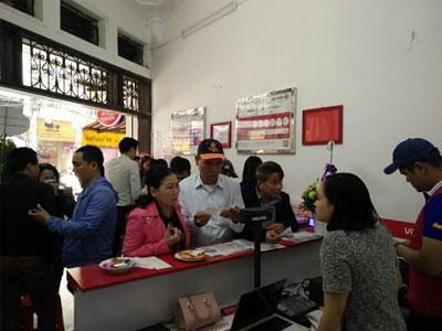 Vé trúng Jackpot phát hành ở Hà Nội, dân Thủ đô sẽ