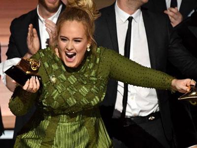 Adele vẫn là