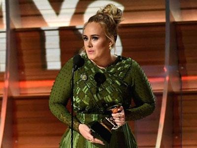 Grammy 2017: Sau sự cố chửi thề, Adele đại thắng Beyoncé