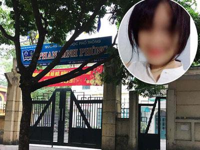 Kỉ luật hiệu trưởng THPT Phan Đình Phùng có nữ sinh bị bỏng nặng trong giờ thực hành Hóa