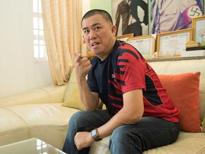 Cuộc sống 13 năm xa vợ của nghệ sĩ hài Nhật Cường