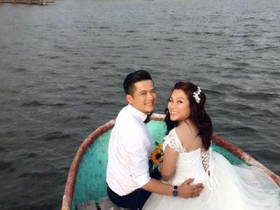 Hoàng Anh kết hôn với bạn gái Việt kiều sau một năm yêu xa