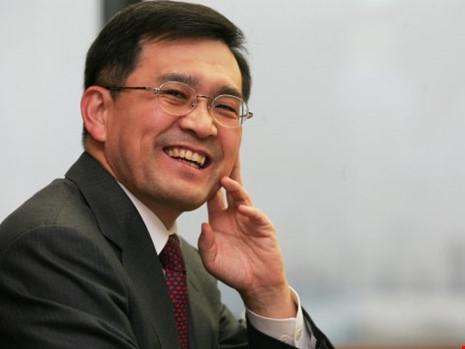 Ông Kwon Oh-hyun, người lãnh đạo một trong những bộ phận hái ra tiền chủ lực của Samsung. Ảnh BUSINESS INSIDER