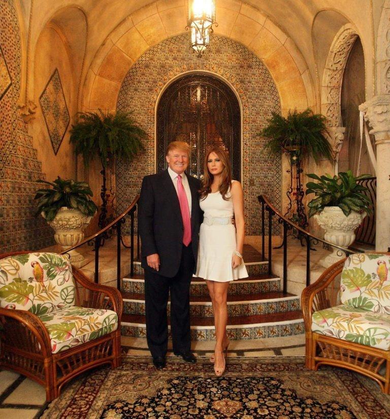 Ben trong khu resort sieu sang noi Trump don thu tuong Nhat hinh anh 10