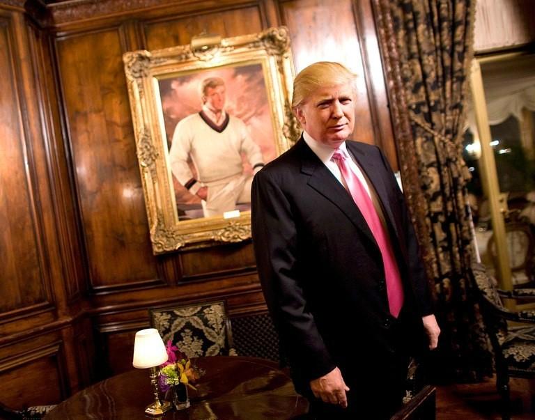 Ben trong khu resort sieu sang noi Trump don thu tuong Nhat hinh anh 11