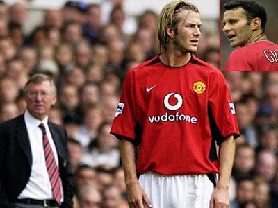"""Nỗi oan thế kỷ của Sir Alex & chuyện Beckham """"thế mạng"""" cho Giggs"""