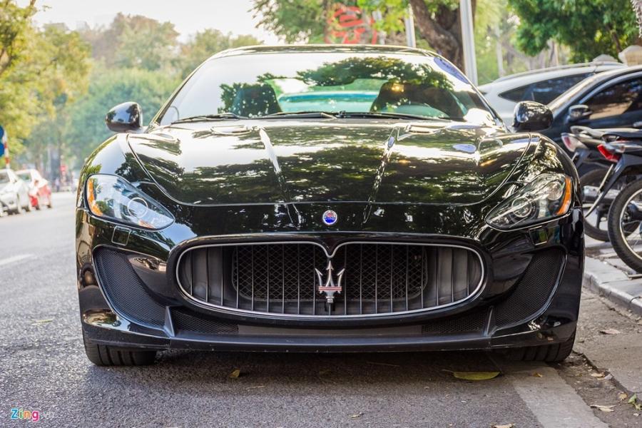 Xe hiem Maserati GranTurismo MC Stradale hon 9 ty tai Ha Noi hinh anh 2