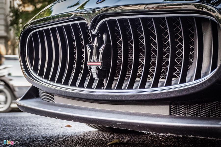 Xe hiem Maserati GranTurismo MC Stradale hon 9 ty tai Ha Noi hinh anh 6