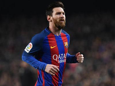 Cuộc đua Chiếc giày vàng châu Âu: Messi vươn lên dẫn đầu