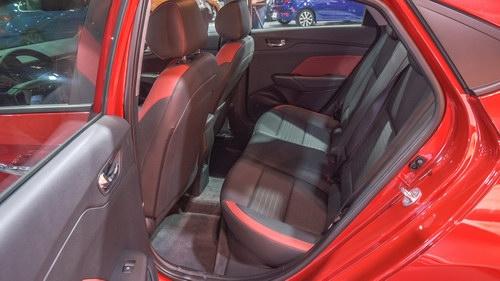 Hyundai Accent 2018 hoàn toàn mới trình làng - 5