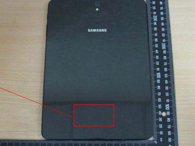 Lộ hình ảnh thực tế Galaxy Tab S3