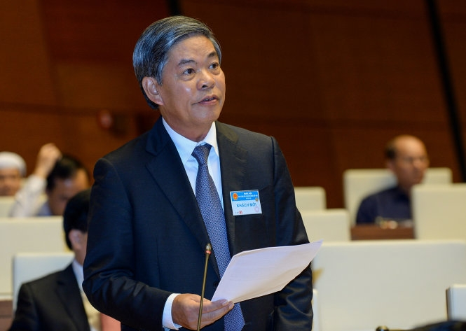 Sai phạm liên quan Formosa: Xem xét kỷ luật ông Võ Kim Cự
