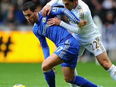 """Chelsea - Swansea: """"Thiên nga"""" mắc bẫy"""