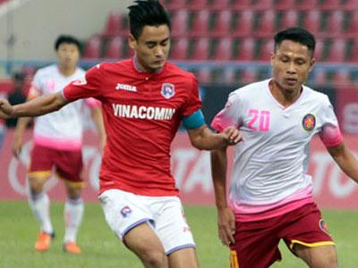 Minh Tuấn lại tỏa sáng, Than.QN thắng ngọt Sài Gòn FC