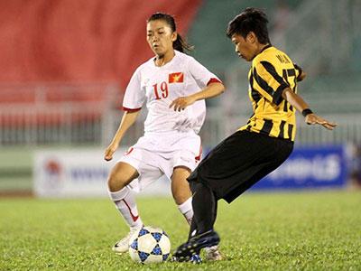 Công bố danh sách đội tuyển nữ Việt Nam