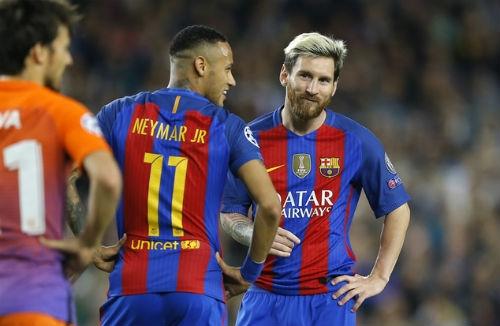 Barca thần kỳ vào chung kết C1, Messi-Neymar cũng chỉ xem TV - 2