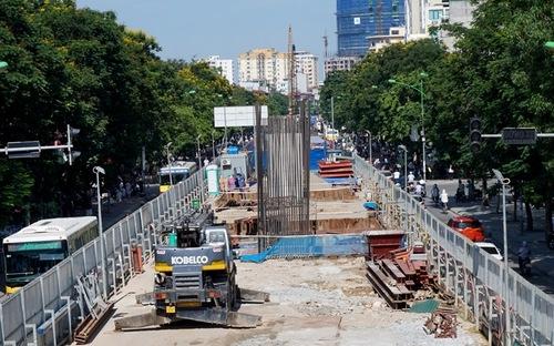"""Yêu cầu """"mở cửa"""" cho doanh nghiệp Việt tham gia dự án đường sắt trên cao"""