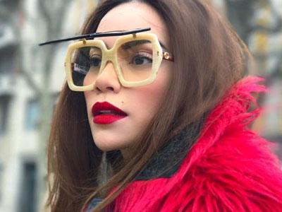 Bóc giá váy áo hàng hiệu Hồ Ngọc Hà mặc ở Milan Fashion Week