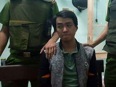 Nghi phạm cướp ngân hàng ở Đà Nẵng: Đằng sau vẻ đẹp trai, hiền lành