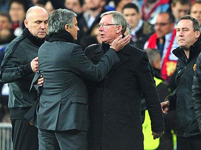 Sir Alex Ferguson hé lộ điều tiếc nuối nhất về Mourinho