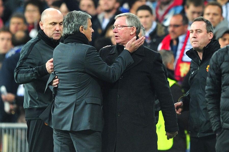 Sir Alex Ferguson nuối tiếc vì không chọn Mourinho kế vị mình ở MU