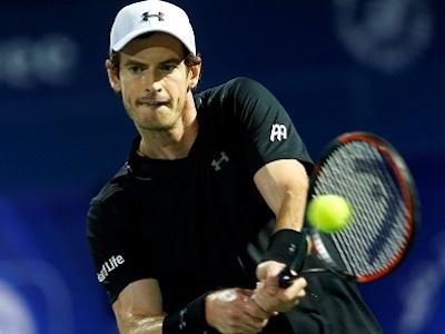Murray vào chung kết Dubai Championship