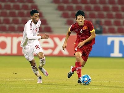 ĐT Việt Nam mất Xuân Trường tại vòng loại Asian Cup 2019