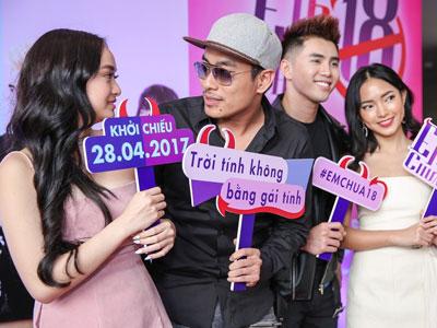 Kiều Minh Tuấn sợ đóng 'cảnh nóng' với diễn viên chưa đủ 18 tuổi