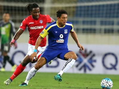 Quảng Ninh bị CLB Myanmar cầm hoà tại AFC Cup