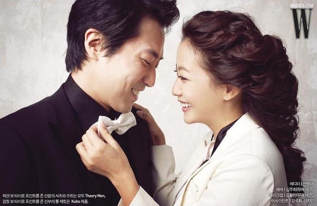 """nguong mo gia the cua ong xa """"de nhat my nhan"""" kim hee sun - 1"""