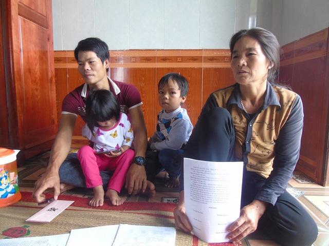 Nhiều người dân tại Quảng Bình đã bị các đối tượng lừa đảo, chiếm đoạt hàng trăm triệu đồng.