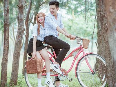 Câu chuyện 1.000 ngày yêu nhau ngọt ngào của cặp đôi 9x