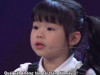Điều thú vị ít biết về cô bé 5 tuổi bắn tiếng Anh như gió trên truyền hình