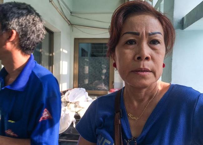"""Mẹ tài xế GrabBike bị xe ôm đâm gục ở Sài Gòn: """"Nhìn con máu me đầy người, lòng tôi đau như dao cắt"""" - 2"""