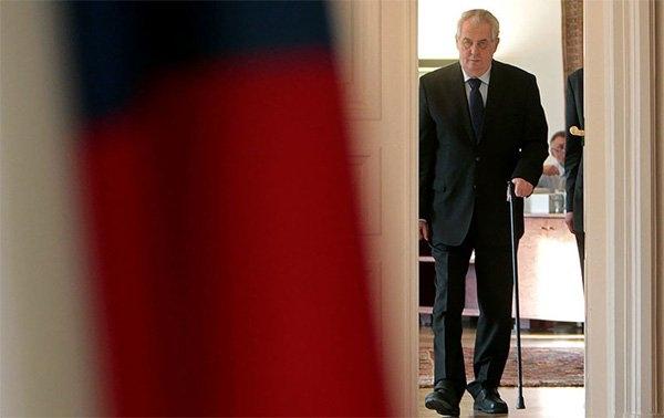 Tổng thống Czech , đặc vụ ,Nga, Mỹ .Milos Zeman