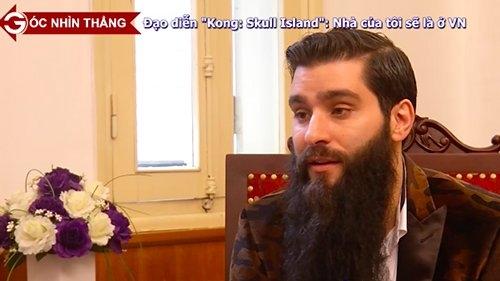 Đạo diễn 'Kong: Skull Island', Jordan Vogt-Roberts, đạo diễn phim Kong, phim Kong Đảo đầu lâu, phim bom tấn Kong
