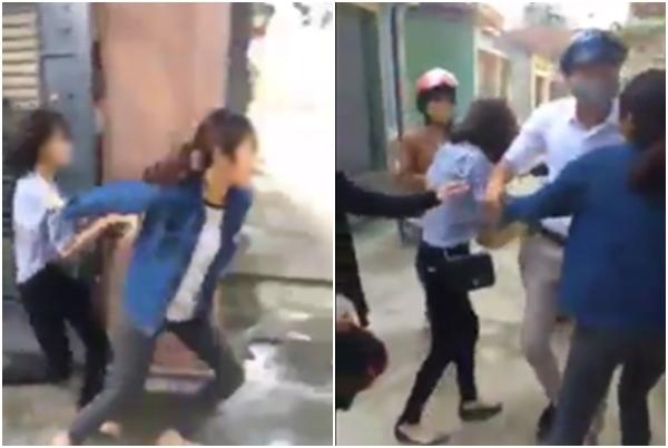 Clip bà bầu đánh ghen ở Thanh Hóa: Người chồng có vợ bị đánh thấy bình thường vì đã biết trước - Ảnh 2.